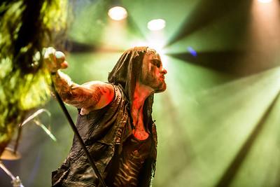 Primordial, Blastfest 2015