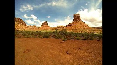 Valley of the Gods, Utah with drones
