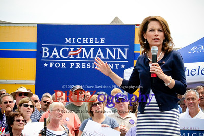 Michele Bachmann Opens Iowa Office