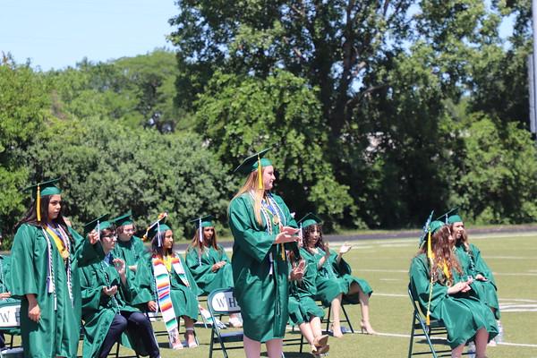 Whiting High School Graduation 2021