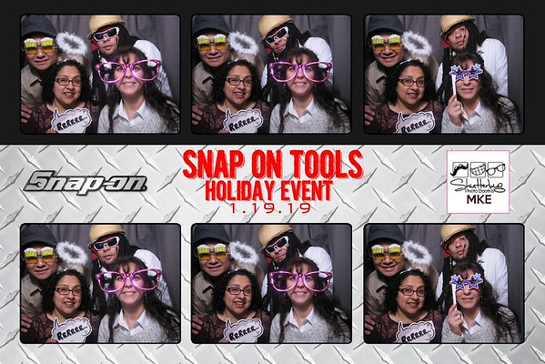 Snap-On Tools Holiday Party