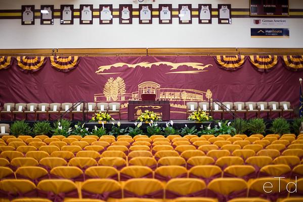 Bloomington High School North Graduation 2015