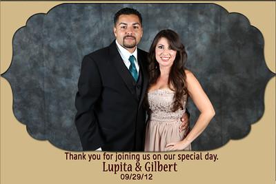 Lupita and Gilbert StudioBooth