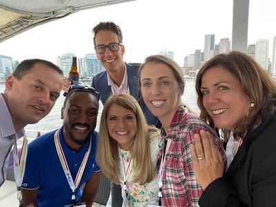 2021 Northeast Networking Activity - Boston Harbor Yacht Tour