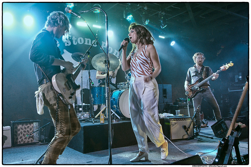 NICOLE ATKINS DELIVERS EXQUISITE PERFORMANCE AT THE STONE PONY