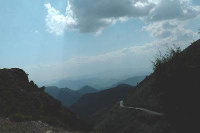 La Sierra Gorda - March 2012