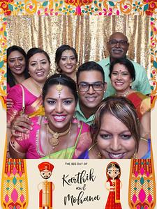 Karthik & Mohana