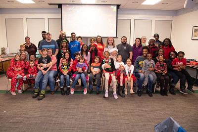 2019 Students With Children Holiday Party
