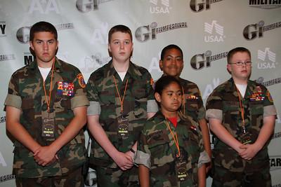 GI Film Festival Washington DC 2011 Battlefield Young Marines