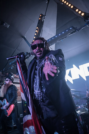 Skindred + Support, Fibbers, York (08.03.17)