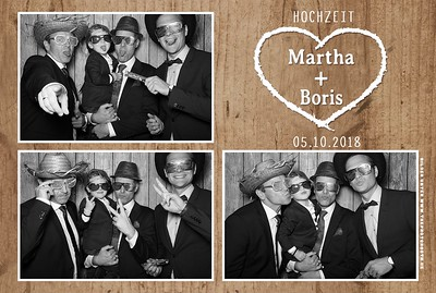 Martha & Boris