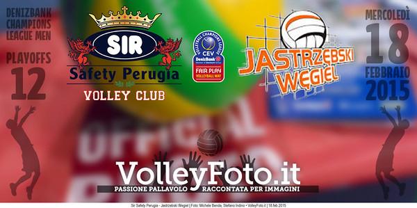 Sir Safety Perugia - Jastrzebski Wegiel