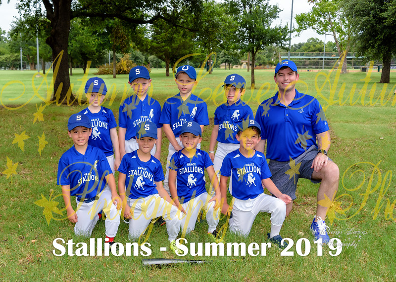 20190622 - # N2 1B Stallions