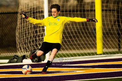 JH Soccer vs OCS, March 15