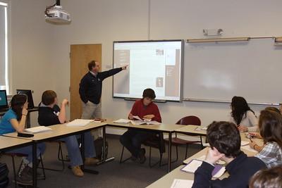 Academics FEBRUARY 2011
