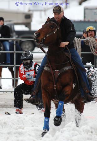 2014 Ski Joring World Championships, Witefish MT
