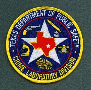 TX DPS Crime Lab