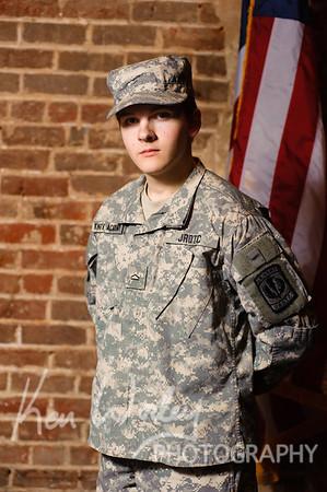 Aaron: ROTC