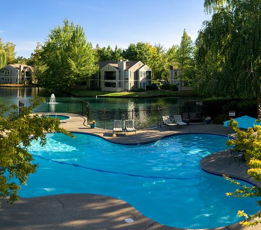 Harbor Oaks (Apartment Community Architecture Photography) @  Sacramento, California