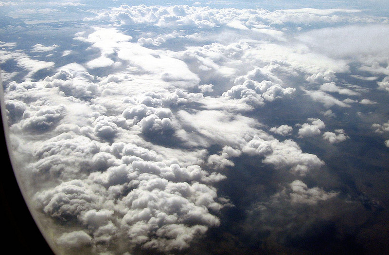 The rest of these pictures were taking from the 2nd airplane - Portland to Minneapolis.