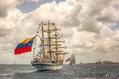 Velas Latinoamérica Curaçao 2018