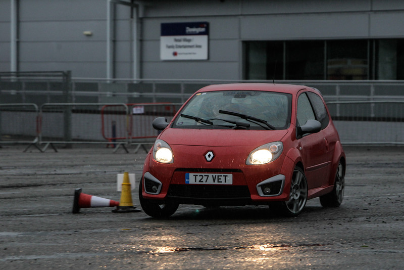 Red Twingo