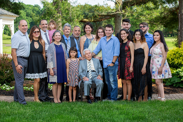 Benito 100th Birthday Party
