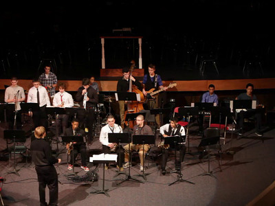 Jazz Band 3-8-12