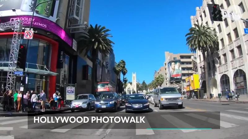 Photowalk on the Hollywood Walk of Fame-.mp4