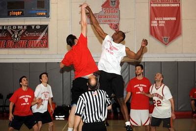 Alumni Basketball Game 2013