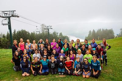 2019 Women's MTB Camp