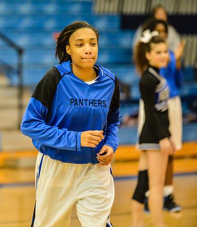 Basketball Varsity Girls 01-07-14