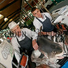 Fresh Shark on Sale at Newry Farmers Market on Friday last, supplied by Morgan Ocean Fresh Sea Food.06W38N12