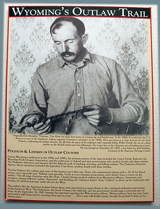 Tom Horn was hanged in 1903 for murder
