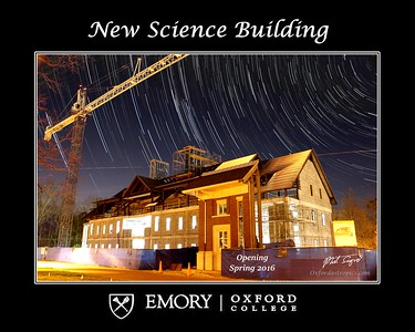 Oxford College @ Night