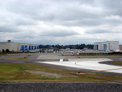 Boeing Tour - Everette, Washington