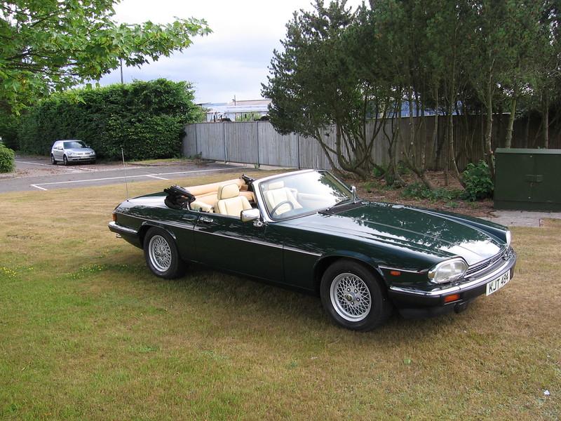 Jaguar Racing Green (solid)