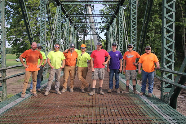 Retiring the Historical Smith Road Bridge