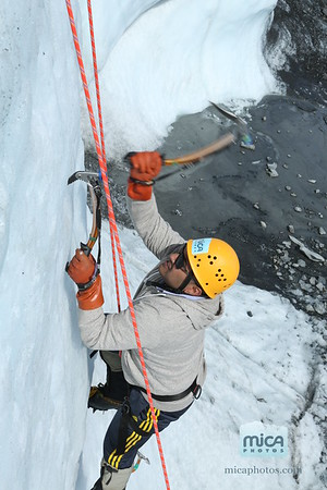 Half-Day Climb with Brett