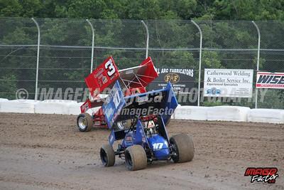 Ohsweken Speedway June 15th