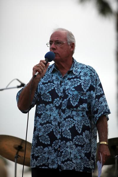 Sunset Series Newport Beach Graham Dechter Quartet 8/4/10