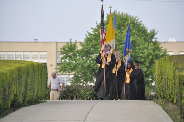 Manor College graduation 2011