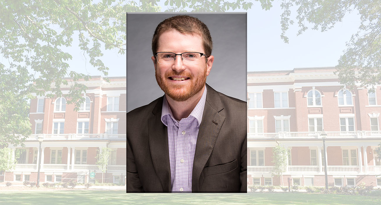 Image for Meet the Faculty: GC grad now teaching economics