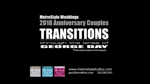 TRANSITIONS - Anniversary Couples Video!