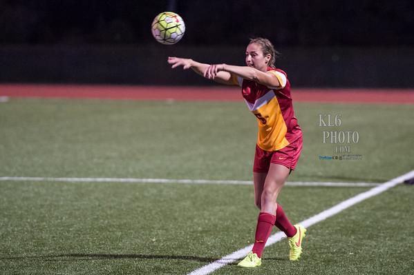 ISU Soccer vs Baylor 10/02/15
