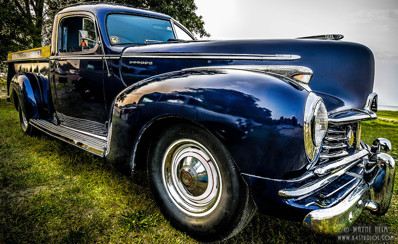 Hudson Pickup     Photography by Wayne Heim