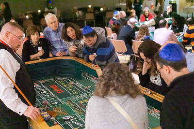 Casino Night & Silent Auction, February 2019