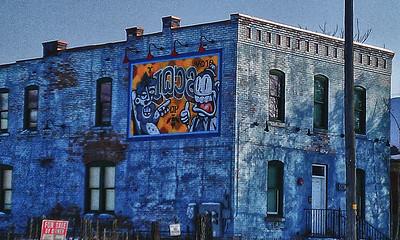 Grafitti-Painted