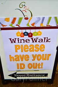 Renton Wine Walk Spring 19