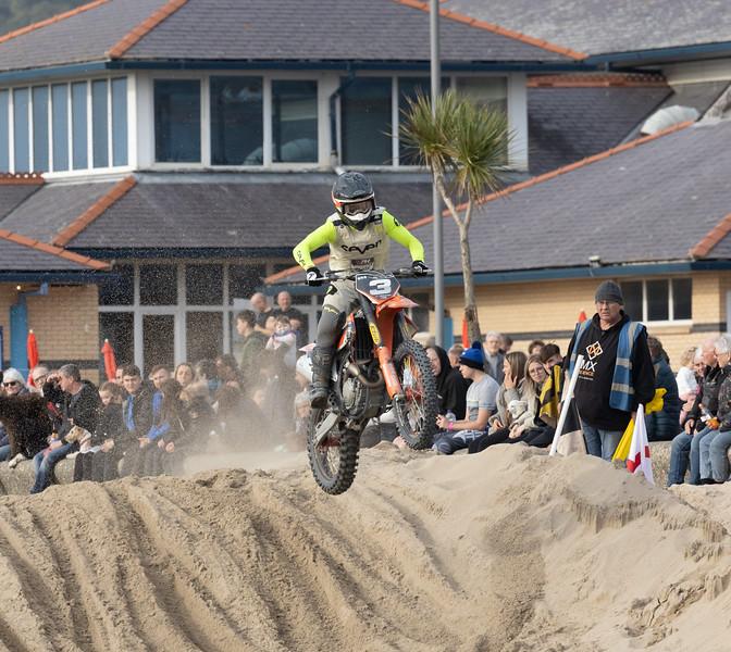 Barmouth Beach Moto X Weekend October 2021